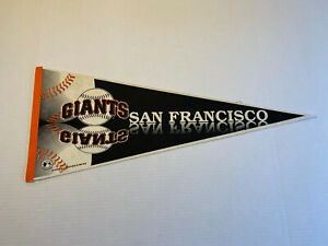 Vintage San Francisco Giants MLB Wincraft Pennant Baseball
