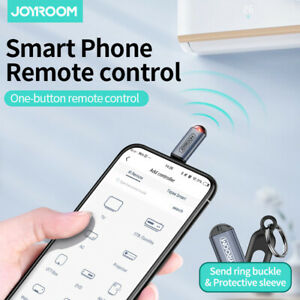 For Apple iPhone Type C Joyroom IR Transmitter Wireless Infrared Remote Control