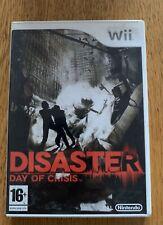 Disaster Crisis   Nintendo Wii