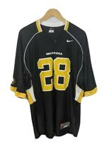 Vintage Missouri Tigers Mizzou Athletic Logo #28 Nike NCAA Football Jersey Sz L