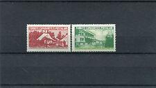 TURCHIA-TURKEY 1955 serie 18°congresso di medicina militare 1239-40  MNH