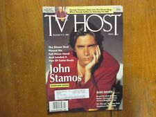 Nov. 6, 1993 Pa. TV Host Magazine(JOHN  STAMOS/FULL HOUSE/SUSAN RUTTAN/BRAD PITT