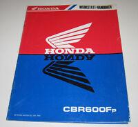 Werkstatthandbuch Honda CBR 600 F Werkzeuge Teleskopgabel Stoßdämpfer Stand 1992