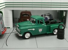 """New In Box  1/43 1955 Chevrolet Stepside  Pickup """"Sinclair"""" with 10 Tires"""