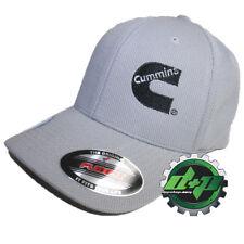 Dodge Cummins summer mesh cummings hat gray cap fitted flex moisture wicking