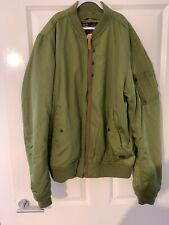 Diesel Only the Brave Jacket Size XL Green Colour