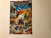 Uncanny X-Men #113 VF see pics 1978 key book newsstand