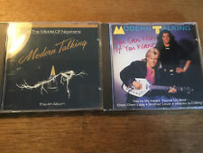 Modern Talking [2 CD Alben] 4th Album In the Middle of Nowhere + You Can Win if