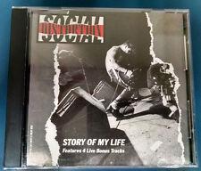 RARE PROMO Social Distortion Story of My Life 4 live bonus tracks MINT
