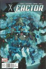 Marvel X-Factor comic issue 222