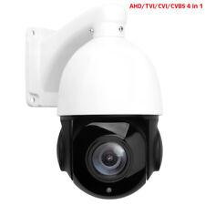 NEW 5MP Outdoor CCTV Camera Super HD 30X Optical Zoom 4-in-1 TVI/AHD/CVI/CVBS