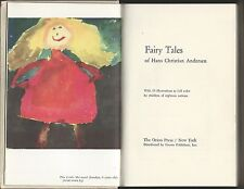 Fairy tales by hans christian anderson by orion press art by children worldwide