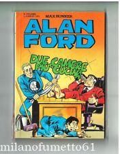 fumetto ALAN FORD Max Bunker numero 370