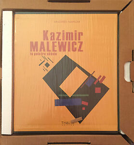 Kazimir Malewicz : Le peintre absolu - Andrei Nakov