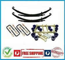 MITSUBISHI TRITON ML-MN 4X4 2006-2015 RAISED LEAF SPRING KIT - 350KG