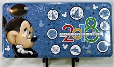 Disney World Exclusive 2018 WDW Mickey Mouse Metal License Plate BRAND NEW CUTE
