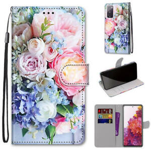 For Samsung Galaxy A02 A12 A52 A32 A72 Flip Magnetic Leather Wallet Case Cover