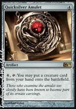 Quicksilver Amulet // Foil // NM // Magic 2012 // engl. // Magic the Gathering