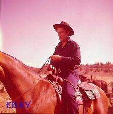 Richard Boone Have Gun Will Travel Vintage 2 1/4 Transparency