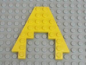RARE LEGO PIRATES Yellow wing 8 x 8 ref 4475 / set 6274 6285