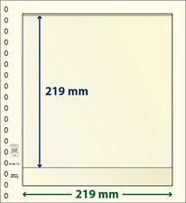 Lindner T-Blanko-Blätter mit einer Tasche im 10er Pack  Art.-Nr. 802 110
