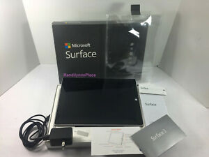 Microsoft Surface 3 64GB Wi-Fi Unlocked 4G LTE GSM AT&T
