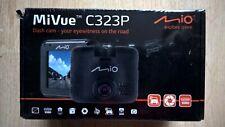 Mio Mivue C323P 1080p Full HD 130° Wide Angle View Dash Cam