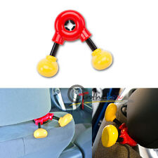Universal Car Seat Headrest Arm Hanger Hook for Bag Umbrella Cloth Mickey Mouse