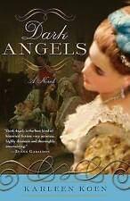 Dark Angels: A Novel-ExLibrary