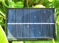 Solar Panel 6V 0.6W 100mA Poly Module DIY Small Cell Charger NEW