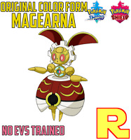 ORIGINAL COLOR FORM MAGEARNA ⚔️ (+ITEM!) 🛡 Pokemon SWORD & SHIELD ⚔️