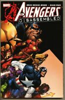 GN/TPB Avengers Disassembled collected / Bendis / Finch fn 6.0 2005