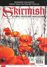 SKIRMISH LIVING HISTORY Magazine 107 Aug/Sep 2014 Battle of Hoogstraten 1814 WAR