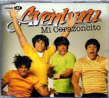 AVENTURA - MI CORAZONCITO - ENHANCED CD SINGOLO NEW NUOVO SIGILLATO