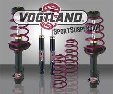 KIT Vogtland Peugeot 206 CC NFU RFN anni 1.01 >|60 sospensioni ammortizzatori