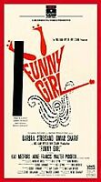 Funny Girl VHS Barbara Streisand 1968 Omar Sharif G Color RCA Columbia Pictures