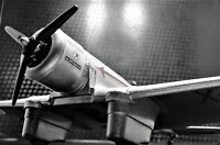 Vintage Mid-Century Modernism Atomic Modern Antique Aircraft Airplane Art Deco
