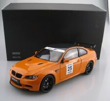 BMW M3 GTS  in orange * 25 Years Edition * Kyosho  Maßstab 1:18  OVP NEU