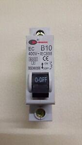 cgd ec b10 iec898 6 ka 10 amp b type mcb circuit breaker