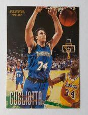 Fleer NBA '96-97 Basketball Trading Card #247 Tom Gugliotta Timberwolves 1996