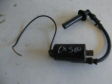 HONDA CX500  COIL AND CAP