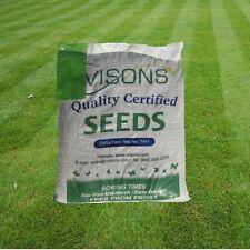 20 kg GENERAL PURPOSE UNIVERSAL LAWN GRASS SEED IVISONS DEFRA CERTIFIED SEED