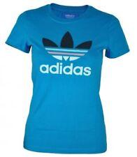 T-shirt, maglie e camicie da donna, taglia comoda blu taglia XL