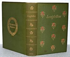 The Poetical Works Of Longfellow, Henry Frowde, 1907, Uni Press, HB Soft Cover