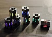 Titanium Tritium Tube Night Light Luminous Outdoor Sports Necklace Key Pendant
