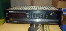 New listing Kenwood Ka 127 Integrated Am/Fm Stereo Amplifier Vintage
