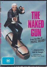 THE NAKED GUN -  Leslie Nielsen, Priscilla Presley, O.J. Simpson - DVD