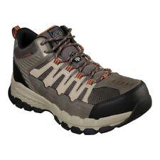 Skechers Men's   Work Queznell Steel Toe Waterproof Boot