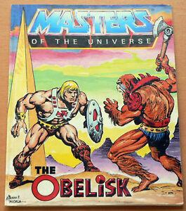 He-Man, Masters of the Universe Mini Comic: The Obelisk