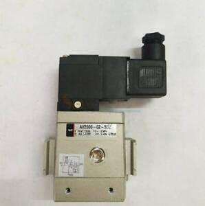 1Pcs New For SMC solenoid valve AV2000-N02-5DZ